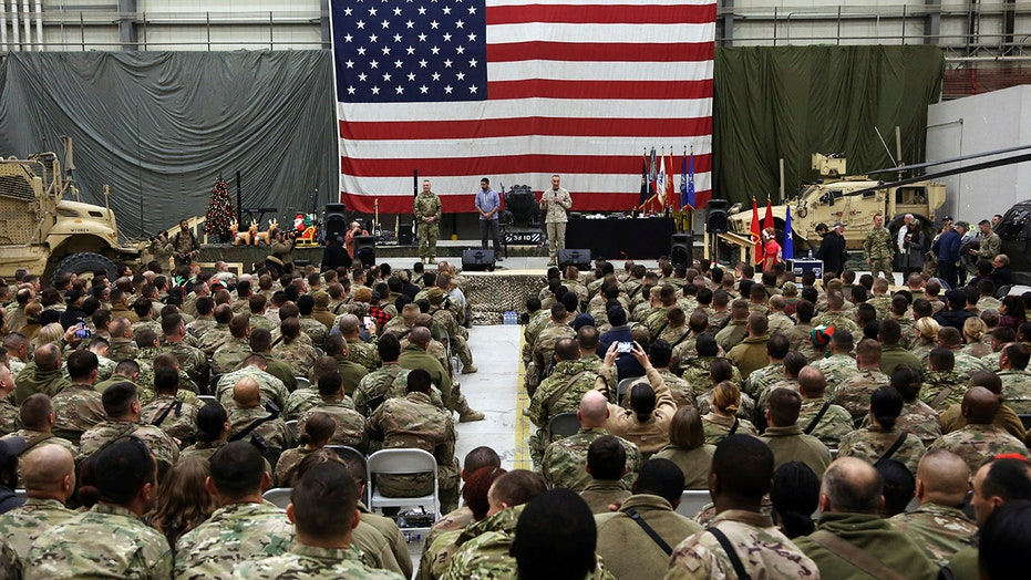 US hands Bagram Airfield to Afghans after nearly 20 years