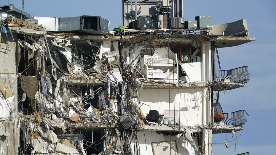 Florida high-rise evacuated over structural concerns following Surfside condo collapse