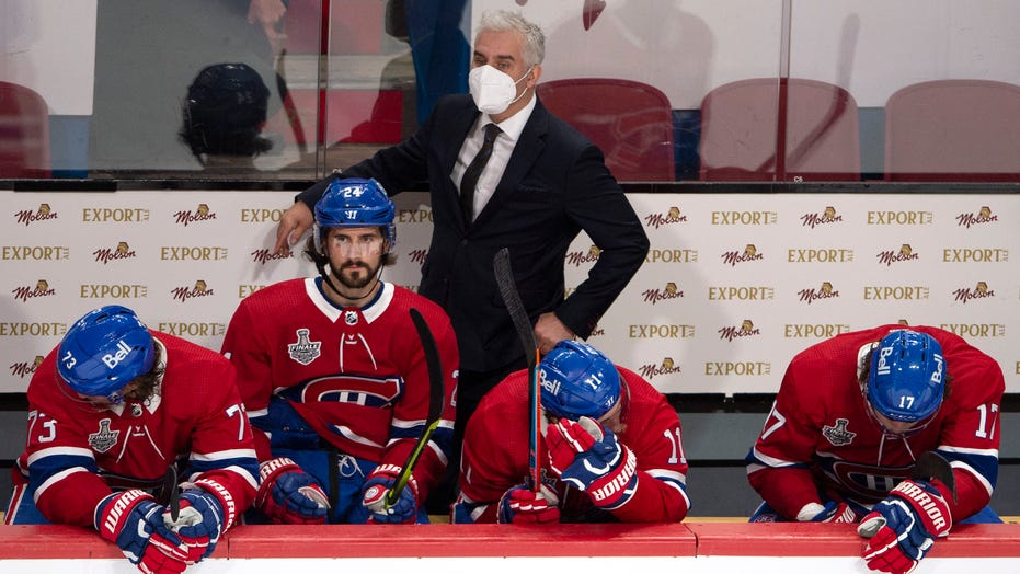 Canadiens ponder lineup changes on brink of elimination