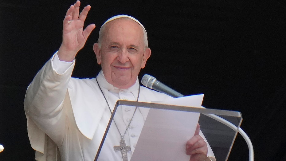 Pope Francis doing 'well' after intestinal surgery, Vatican says