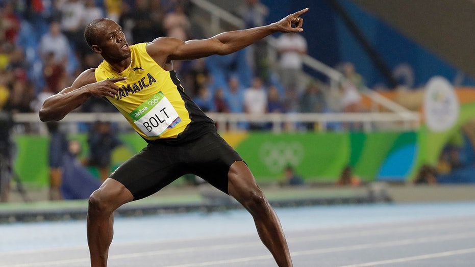 Going the extra half-mile: Retired Bolt trains for 800 event