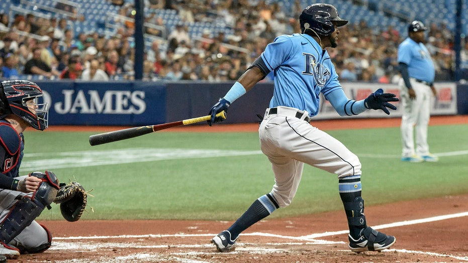 Kiermaier drives in 5 runs, Rays extend Indians' skid to 8