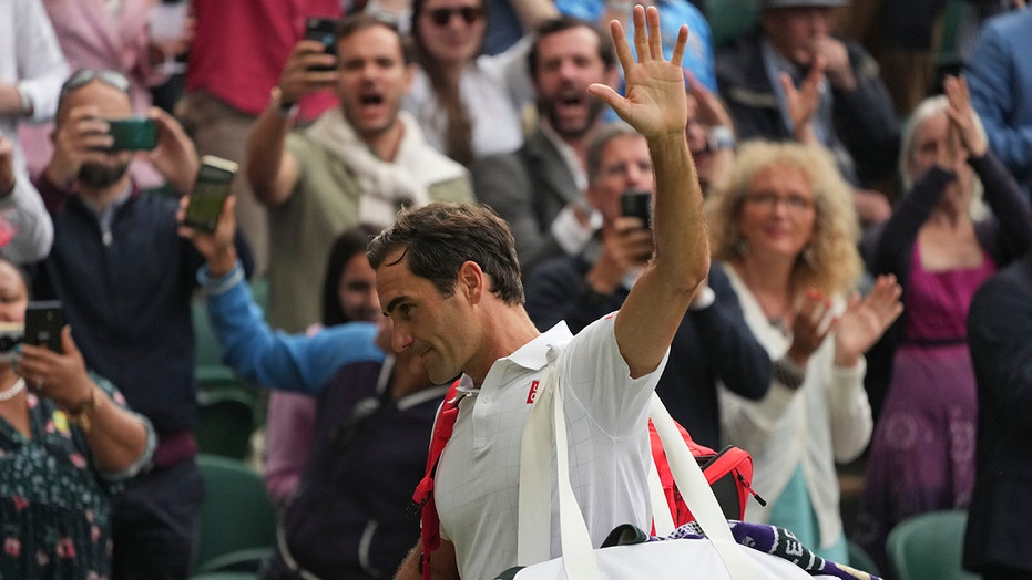 Roger Federer says he's out of Olympics after knee 'setback'