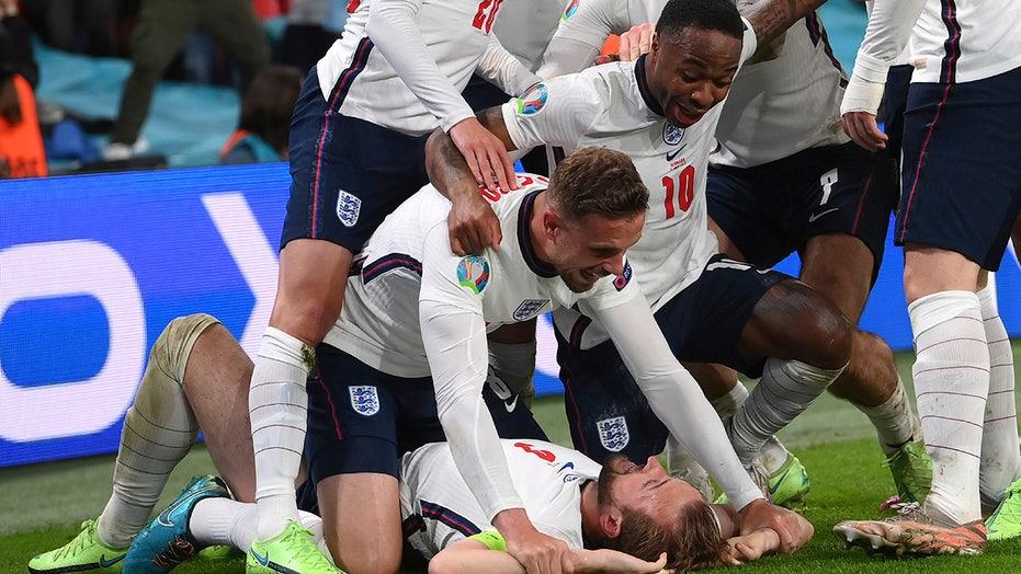 England beats Denmark 2-1, reaches Euro 2020 final