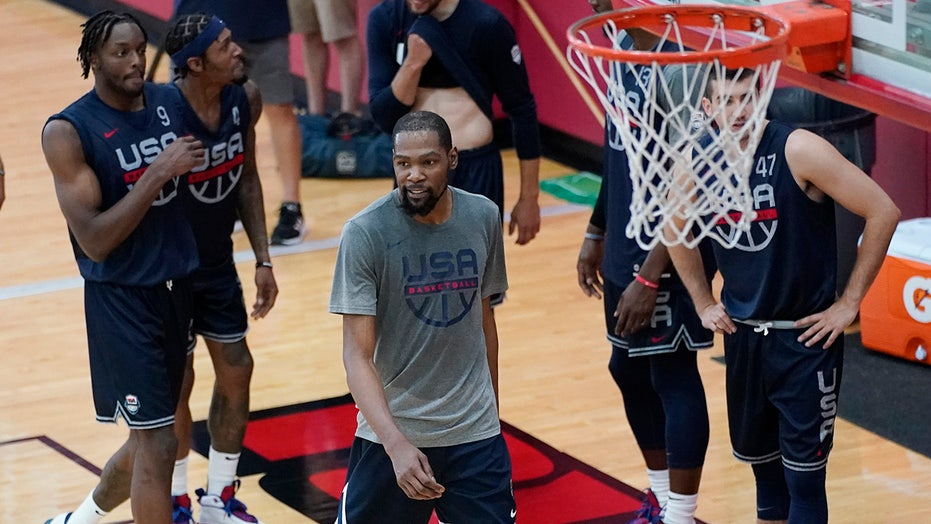'He loves to win': Durant seeking a third Olympic gold medal