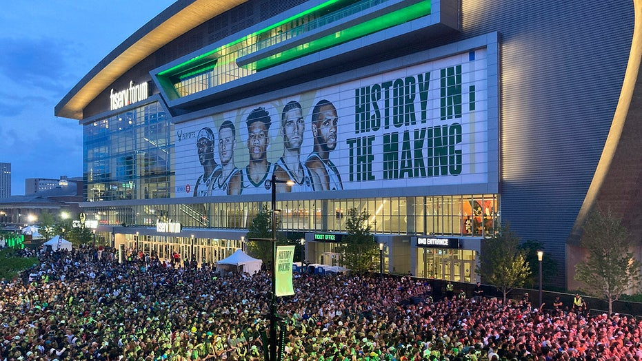 Unified Milwaukee hosts NBA Finals 50 years after title run