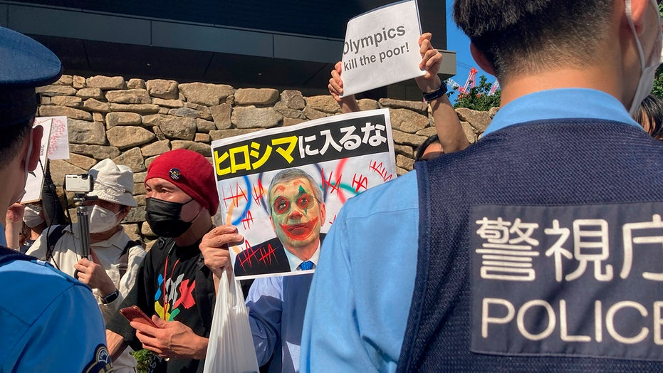 Tokyo Olympics: Spectators also barred from outlying venues