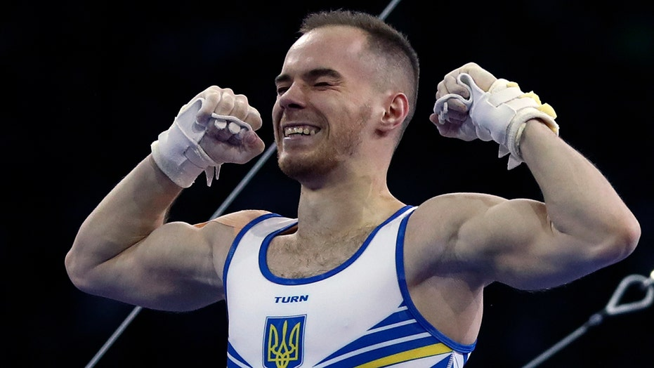 Gymnast Oleg Verniaiev out of Olympics after doping ban
