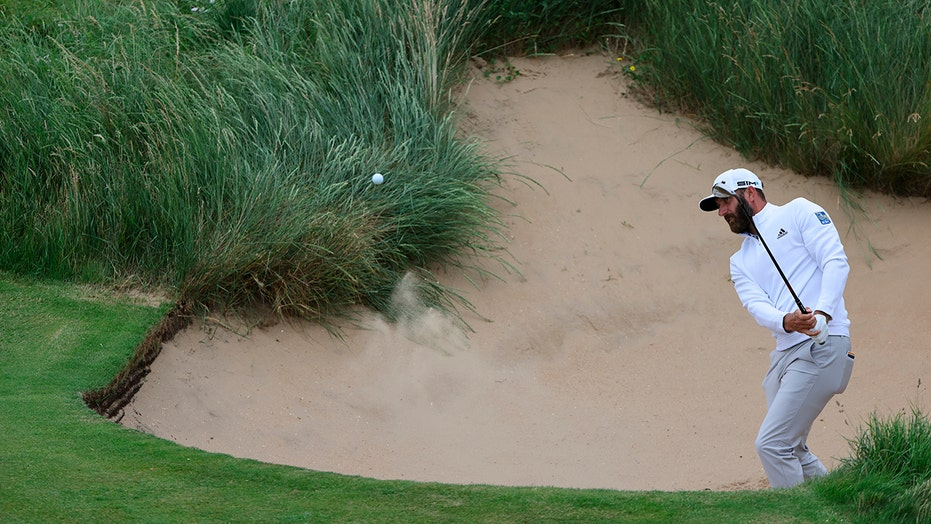 Johnson's short memory comes in handy at Royal St. George's