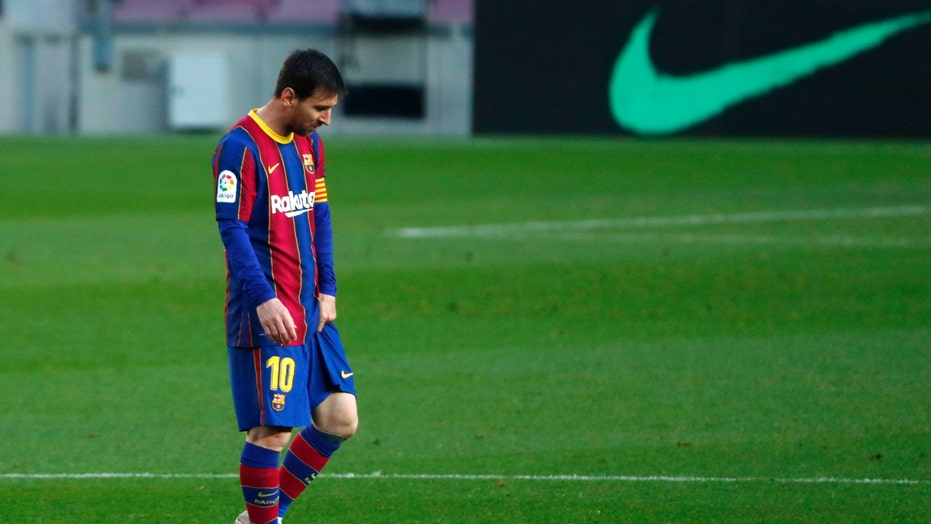 Messi moves closer to signing new contract with Barcelona