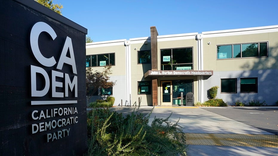 Two California men charged with plotting to blow up Democratic headquarters