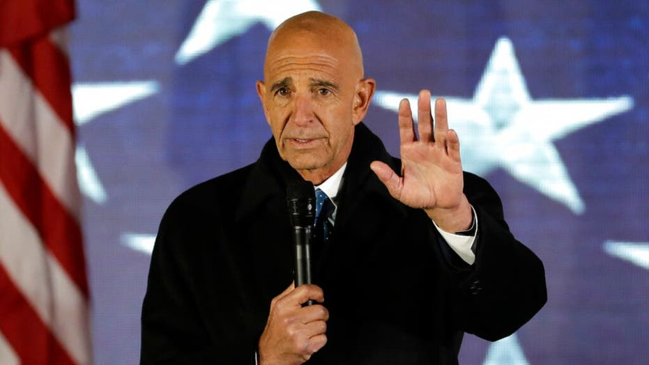 Former Trump adviser Tom Barrack pleading 'not guilty' to acting as UAE agent: attorney