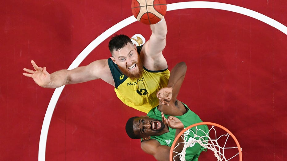 Australia's Aron Baynes out of Olympics after freak bathroom accident