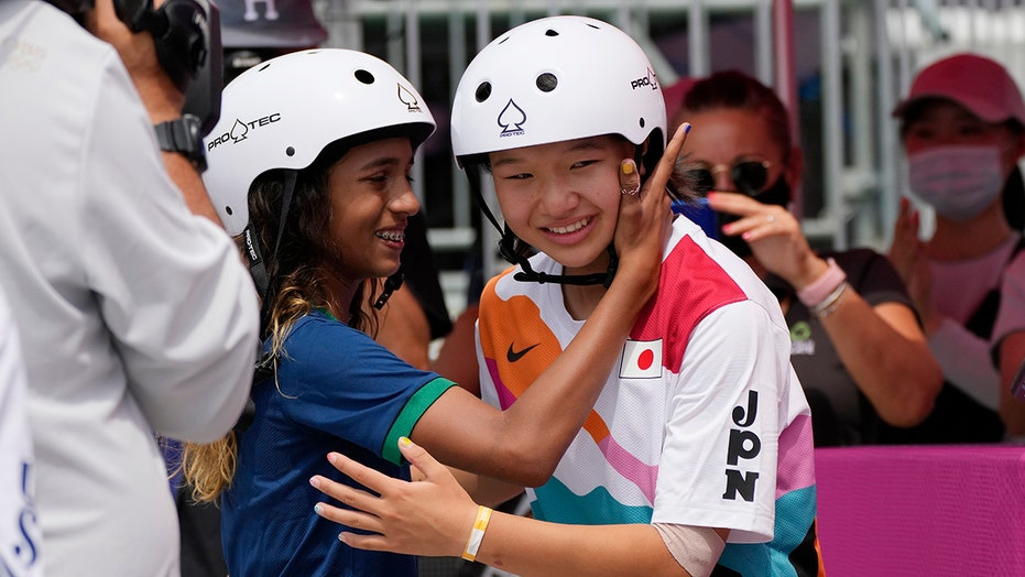 Tony Hawk unknowingly discovered future Olympian Rayssa Leal as 2015 video goes viral again