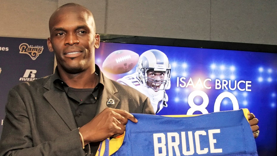 'Greatest Show on Turf' lands Bruce in HOF, Holt next?