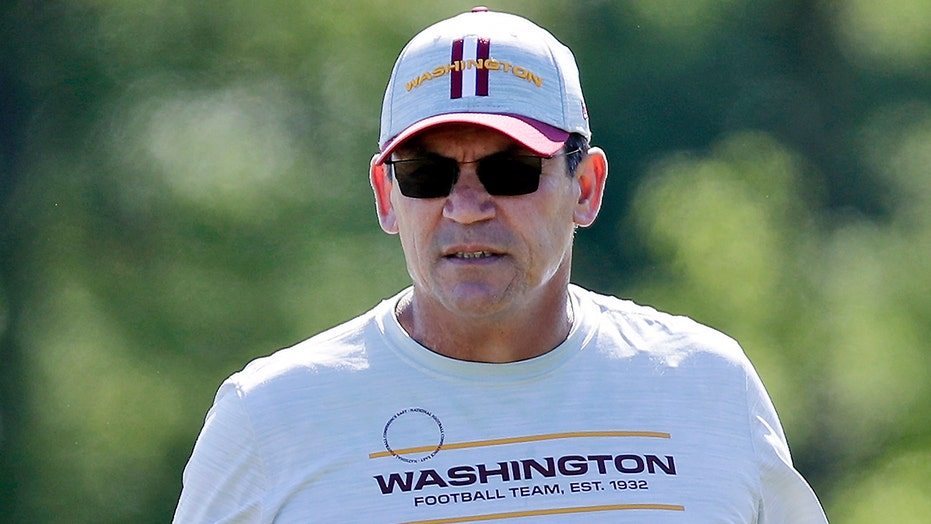 Rivera opens Washington camp frustrated by vaccine hesitancy