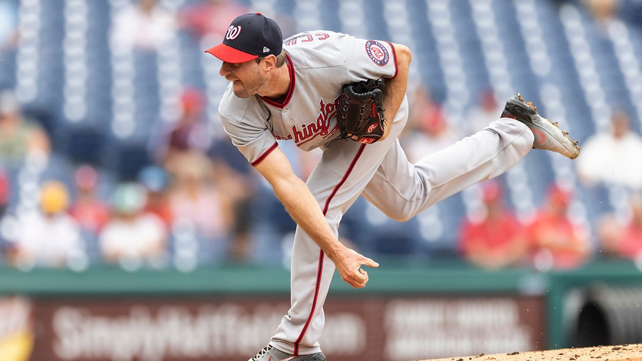 Scherzer takes care of Phils in his possible Nats finale