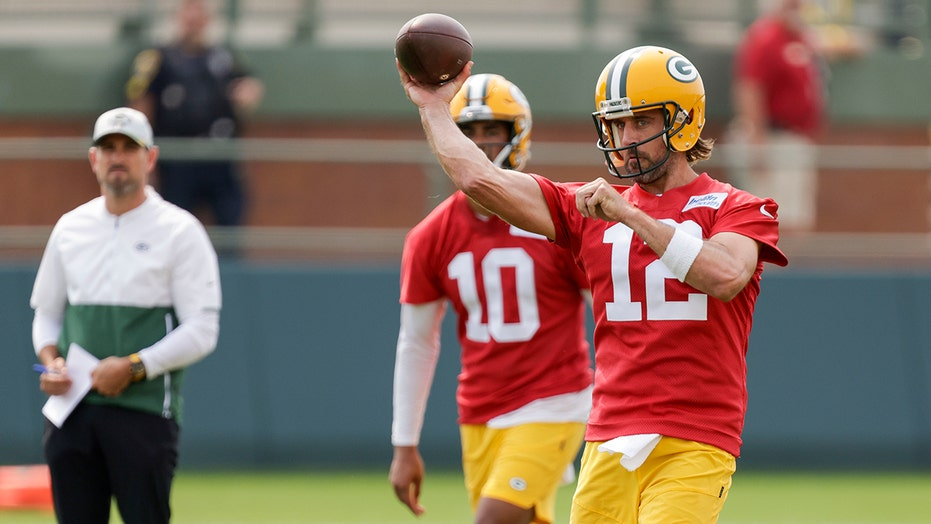 Clay Travis: Aaron Rodgers' reunion With Cobb, Packers has 'Last Dance' written all over it