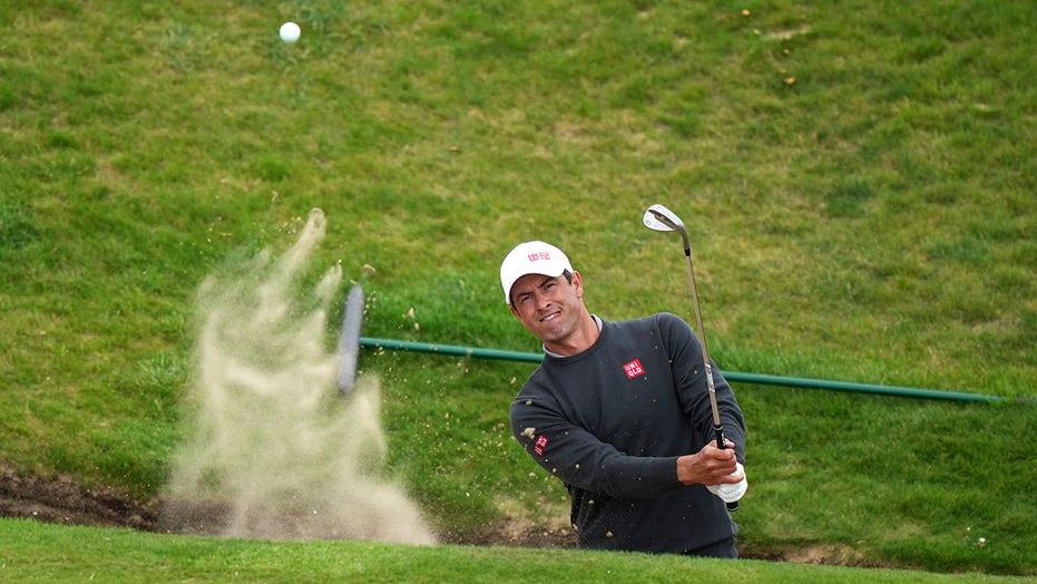 Golfer Adam Scott unsure whether having Olympics is good idea