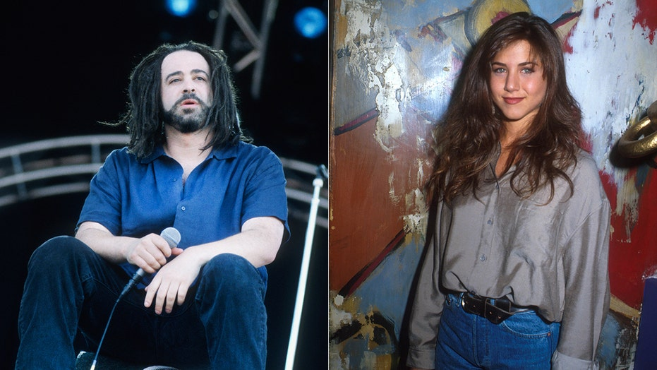 Counting Crows frontman Adam Duritz recalls dating Jennifer Aniston: I 'had no idea who she was'