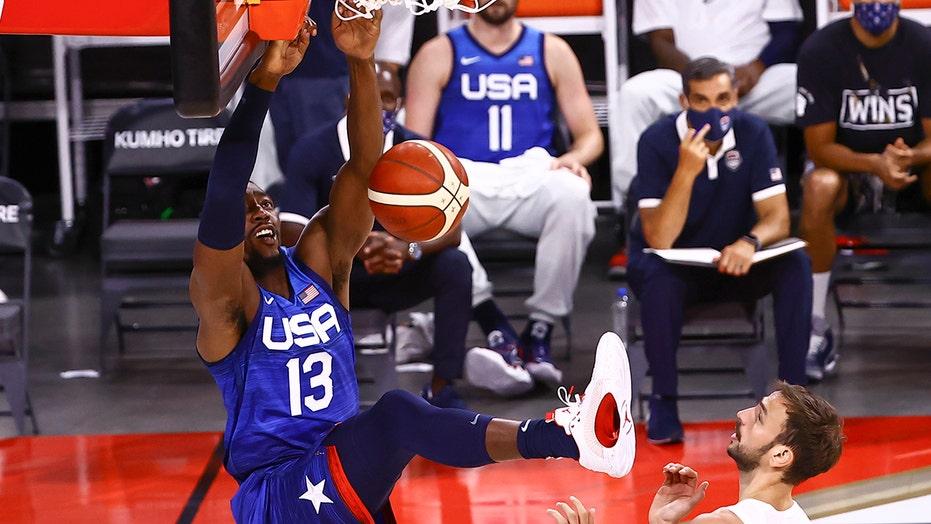 Bam Adebayo's banner plan: Win Olympic gold to lift spirits in Miami