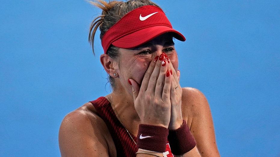 Belinda Bencic reaches Olympic tennis final
