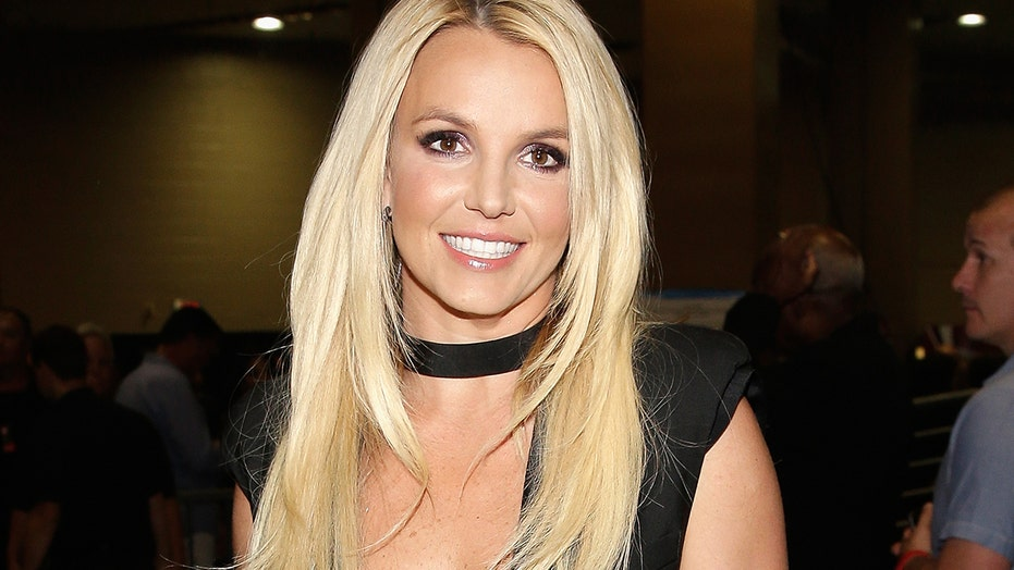 Britney Spears tells 'haters' to kiss her 'a–' after social media debates missing neck tattoo: 'I edited' it