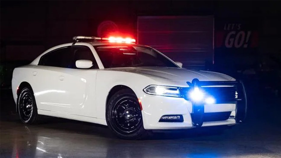 Dodge Charger cop cars are going 'Mad Max' in Australia