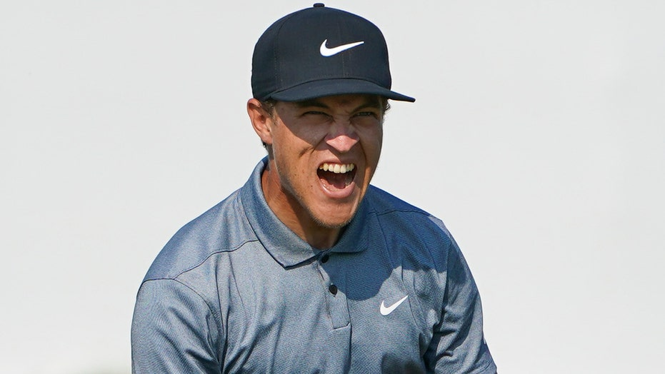Cameron Champ fends off heat to win 3M Open by 2 strokes