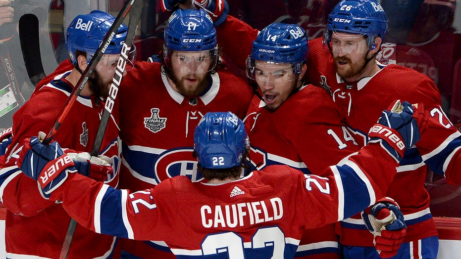 Canadiens' Josh Anderson delivers game-winner in thrilling OT victory over Lightning