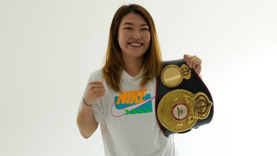 Defector no more: Choi a proud South Korean world champion