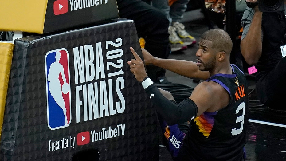 Suns extend NBA title drought in latest Finals loss