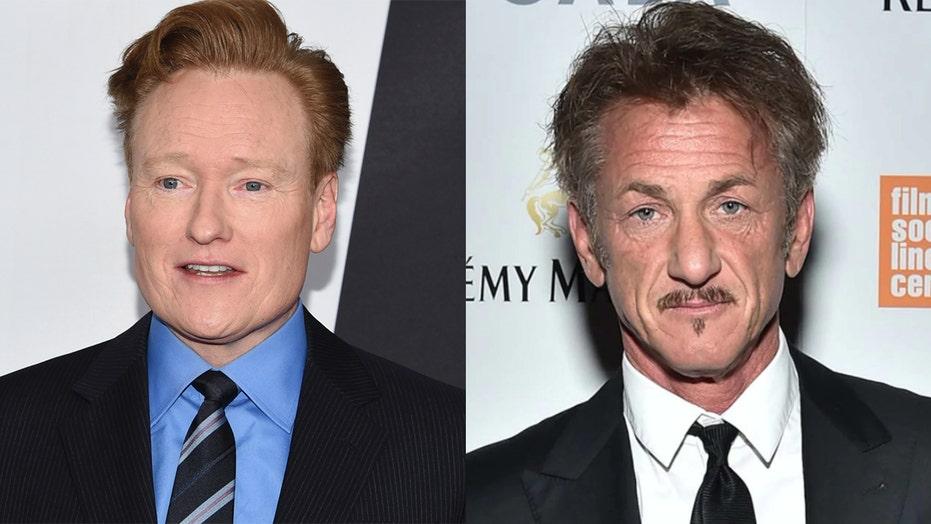 Conan O'Brien, Sean Penn discuss cancel culture calling it 'very Soviet' and 'ludicrous'