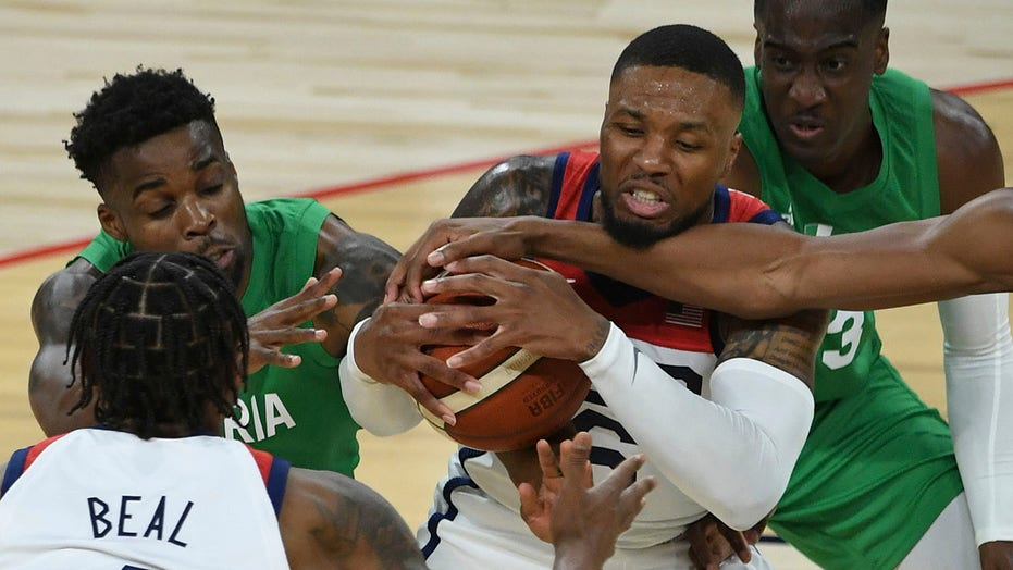 Team USA suffers shocking exhibition basketball loss to Nigeria