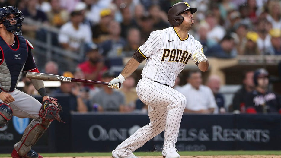 Padres' Daniel Camarena enters MLB history books with improbable grand slam