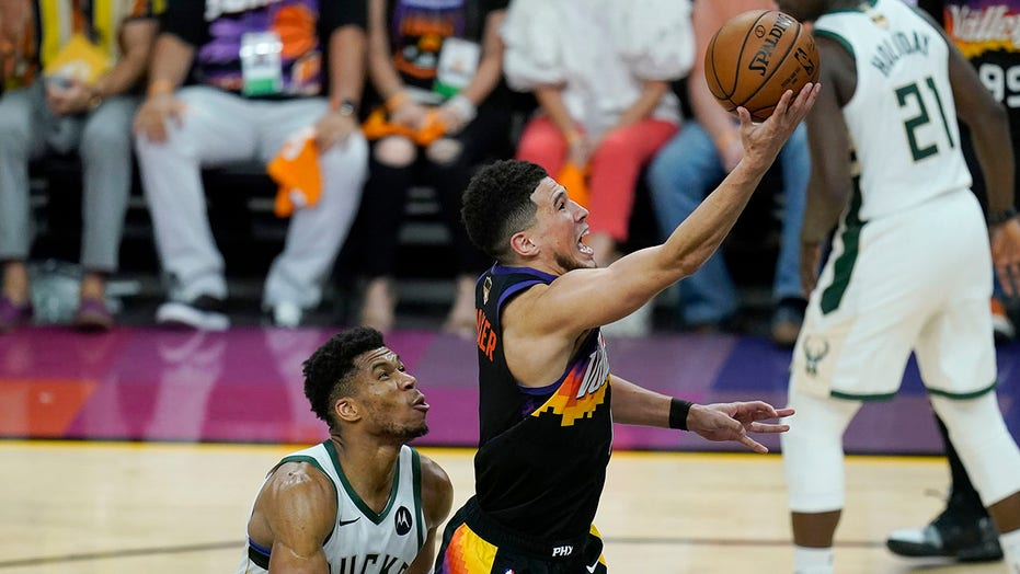 Suns remain upbeat as they face elimination game on road