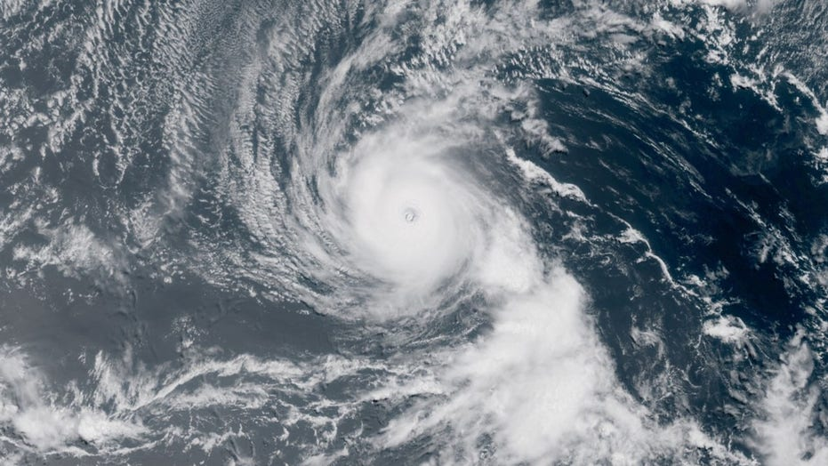 Hurricane Felicia strengthens into category 4 storm over eastern North Pacific