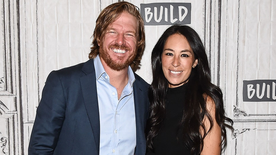 Chip and Joanna Gaines celebrate Magnolia Network launch with feast in NYC