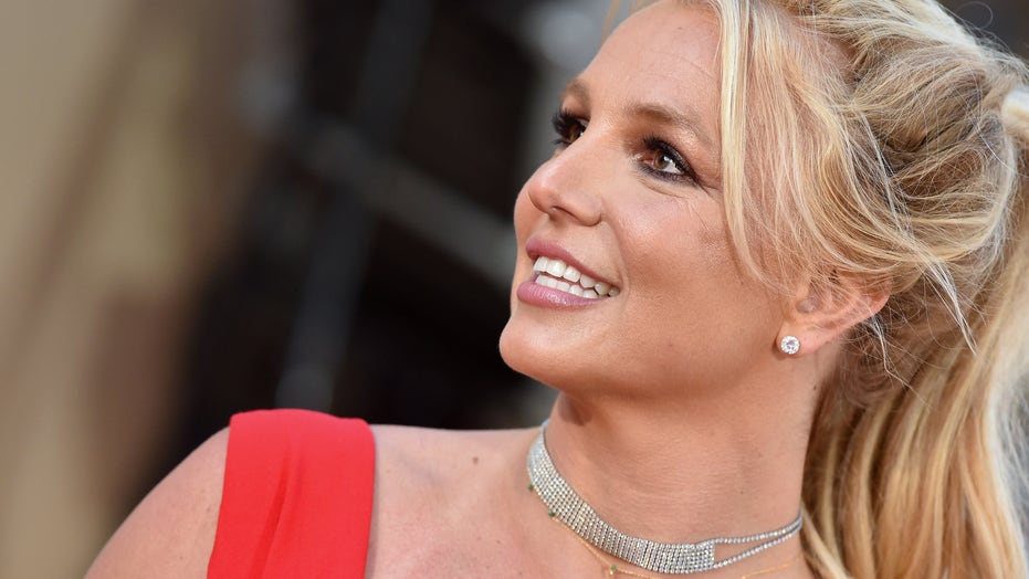 Britney Spears spotted wearing ring on engagement finger during Los Angeles coffee run
