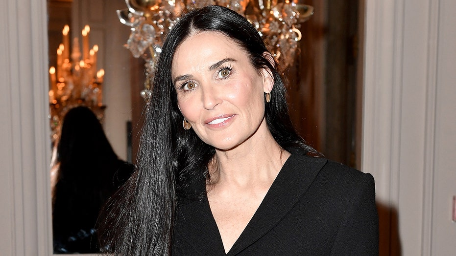 Demi Moore, 58, unveils her incredible physique in bikini selfie: 'Another day in paradise'