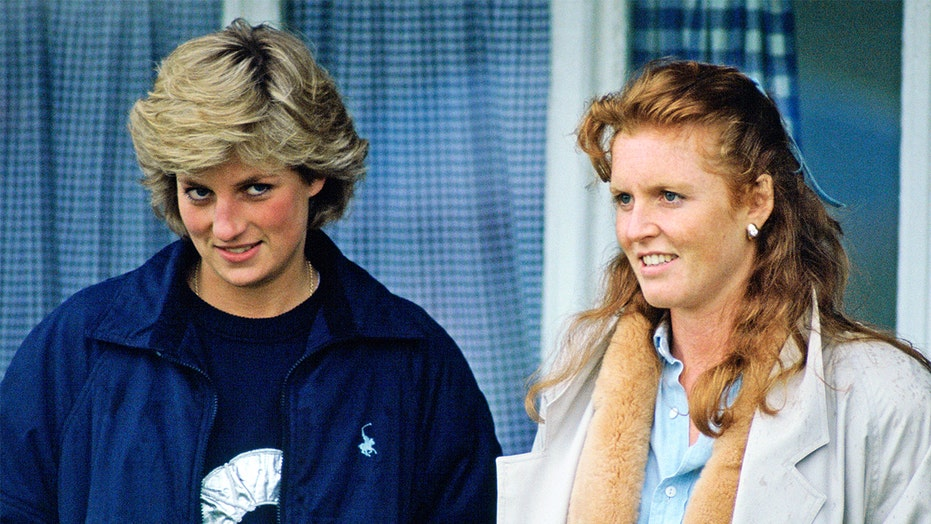 Sarah Ferguson addresses rumored fallout with Princess Diana: 'People want to break something so strong'