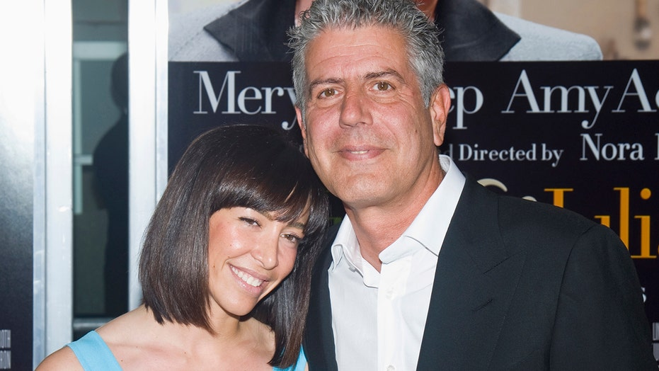 Anthony Bourdain's ex-wife Ottavia Busia speaks out in 'Roadrunner': 'I should have kept an eye on him more'