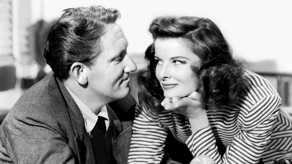 Katharine Hepburn had 'an instant attraction' to Spencer Tracy, remained devoted to him until death, pal says