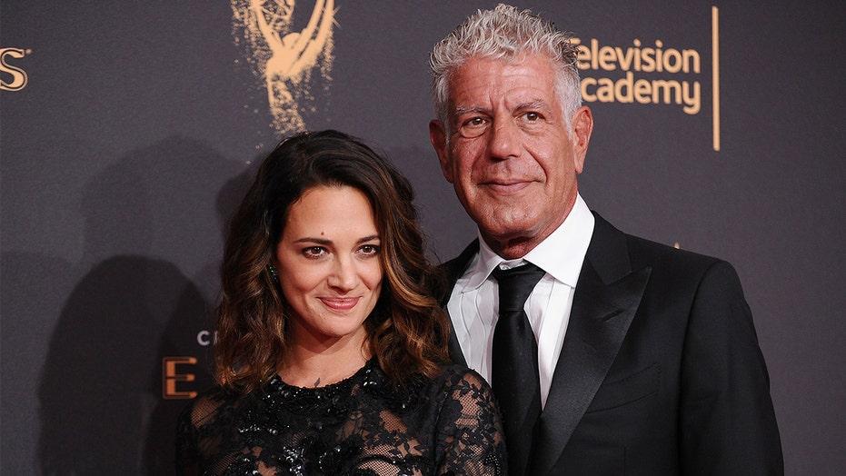 Why Anthony Bourdain's girlfriend Asia Argento wasn't interviewed in 'Roadrunner' doc: filmmaker
