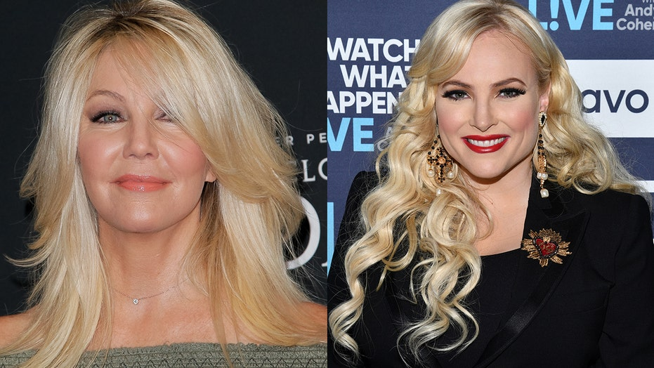 Heather Locklear to star in upcoming Meghan McCain-produced Lifetime movie chronicling Kristine Carlson's life