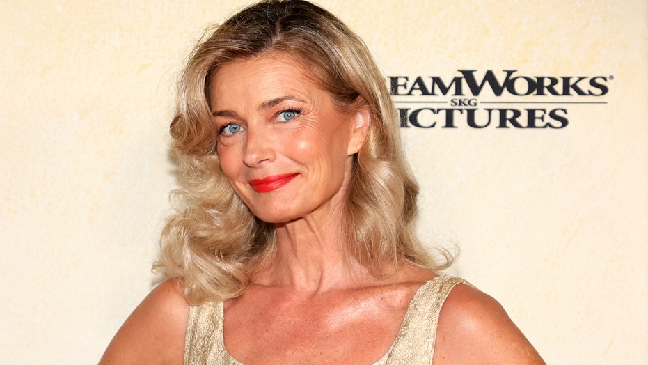 Paulina Porizkova makes first red carpet appearance with her sons since Aaron Sorkin split