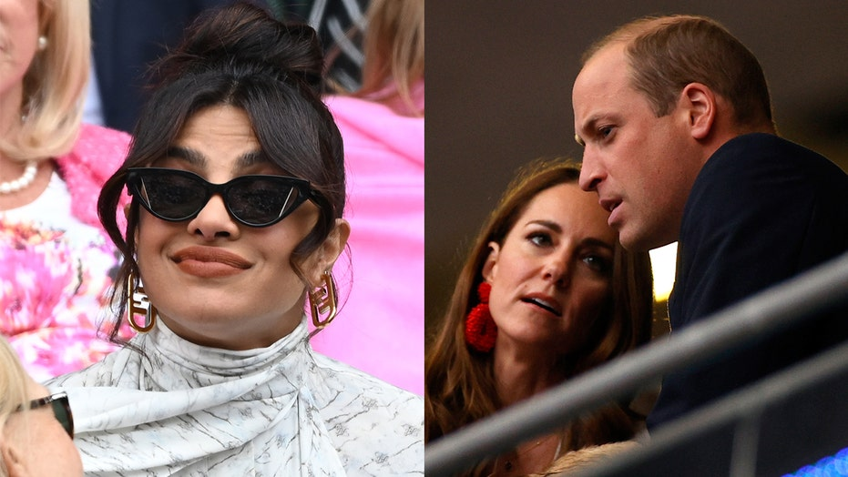 Priyanka Chopra praised by Twitter users for allegedly snubbing Prince William, Kate Middleton at Wimbledon