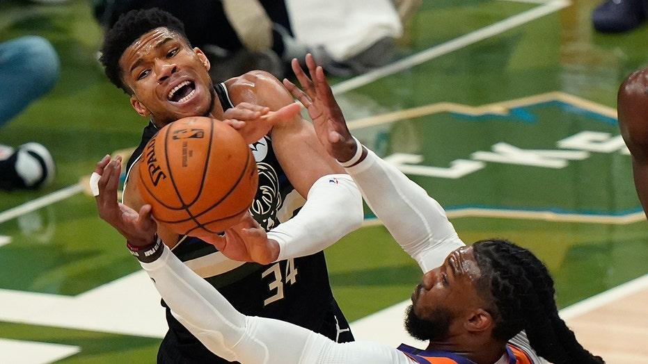 Bucks capture first NBA title since 1971, defeating Suns in six games