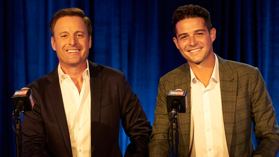 Wells Adams addresses rumors he'll replace Chris Harrison as the host of the 'Bachelor' franchise
