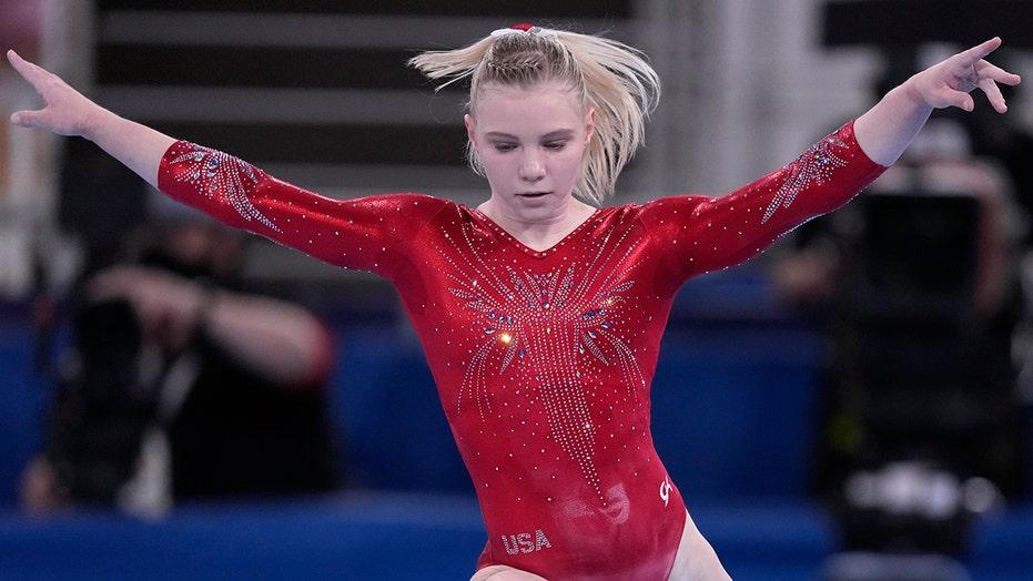 Jade Carey steps in for Simone Biles as spotlight shines on Olympic  gymnastics | Fox News